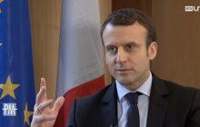 """Słowa prezydenta Francji wstrząsnęły krajem. """"Zamiast robić burdel…"""" [WIDEO]"""