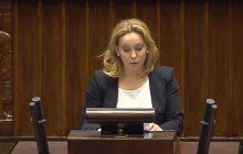 Posłanka opuszcza swój klub parlamentarny. Ta decyzja mocno komplikuje i tak napiętą sytuację w partii