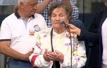 Mocne wystąpienie uczestniczki Powstania Warszawskiego: Pozwólcie nam spokojnie odchodzić, walczyliśmy o wolność i godność! [WIDEO]