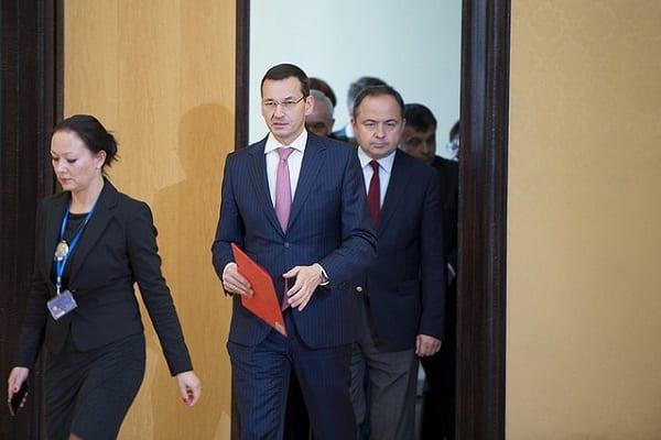 Jedna z pierwszych decyzji Morawieckiego i od razu... cios dla Gazpromu!