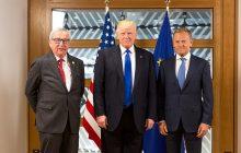 Smutna refleksja szefa Komisji Europejskiej. Kraje Unii nie mogą liczyć na pomoc USA?