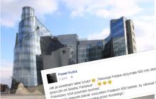 Kukiz udostępnił artykuł informujący o państwowej pożyczce dla TVP. Zasugerował, że powinien mieć inny tytuł