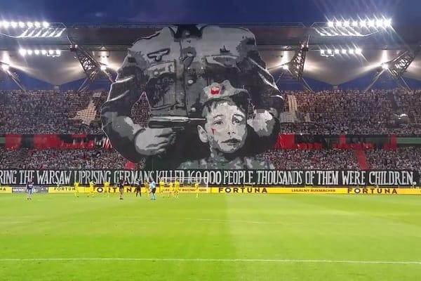 Jest decyzja ws. oprawy Legii Warszawa! Zaskakująca ruch UEFA