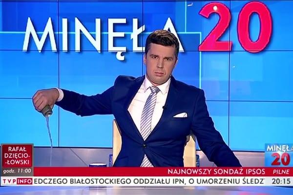 Michał Rachoń zabrał głos ws. wylania Tigera na wizji. Niecodzienne tłumaczenie dziennikarza