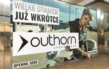 Marka OUTHORN otwiera swój pierwszy sklep we Wrocławiu