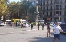 Świadkiem zamachu w Barcelonie był senator Prawa i Sprawiedliwości! Wstrząsająca relacja polityka