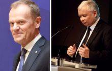 Jarosław Kaczyński zapowiedział, że Tusk