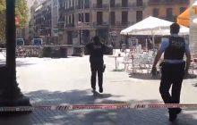 Alarm bombowy w Barcelonie. Ewakuacja Placu Katalońskiego! [WIDEO]