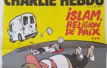 Charlie Hebdo uderza w wyznawców islamu! Gorzko zadrwiono z bardzo często wypowiadanego przez nich hasła