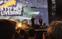 Chłopak, który doprowadził do przerwania koncertu polskiego rapera na czeskim festiwalu twierdzi, że został pobity.
