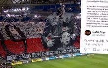 Ta organizacja była oskarżana o doniesienie na Legię do UEFA. Jej przedstawiciele zabrali głos