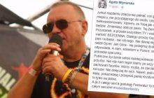 Agata Młynarska apeluje do Owsiaka ws. wystąpienia, w którym życzył Krystynie Pawłowicz seksu. Jednoznaczne stanowisko dziennikarki.