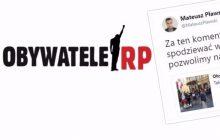 Za ten wpis o Młodzieży Wszechpolskiej Obywatele RP mogą spodziewać się procesu!