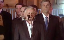 Pamiętacie ostrzał prezydenckiej limuzyny śp. Lecha Kaczyńskiego w Gruzji? Jego były współpracownik twierdzi, że to wszystko było ustawione!