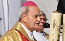 Najstarszy polski biskup kończy 96 lat. Mianował go jeszcze Paweł VI