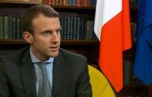 Prezydent Francji podjął decyzję. Poinformował ilu uchodźców przyjmie jego kraj do 2019 roku