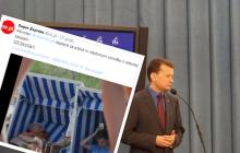 Internauci chwalą Mariusza Błaszczaka. Minister zapłacił za urlop w rządowym ośrodku z własnej kieszeni.