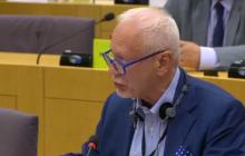 Dyskusja o Polsce w PE. Europoseł PO do Fransa Timmermansa: nie jest pan sam, są z panem miliony Polaków [WIDEO]