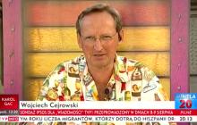 """Wojciech Cejrowski o kontrmanifestacji smoleńskiej: """"Czerwone pająki, zomowcy, ubecy…"""" [WIDEO]"""