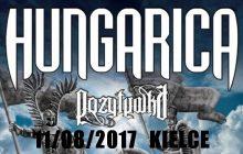 11 sierpnia: Patriotyczny koncert w Kielcach. Zagra węgierski zespół Hungarica [ZAPROSZENIE]