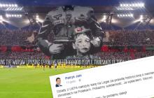 Wiceminister włączył się w zbiórkę pieniędzy na opłacenie kary nałożonej przez UEFA na Legię Warszawa.
