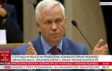 Marek Jurek wskazuje hipokryzję KE: z jednej strony broni Trybunału, a z drugiej nie szanuje jego wyroków. Podał konkretny przykład [WIDEO]
