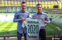 Lukas Haraslin z nowym kontraktem w Lechii Gdańsk