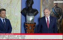 Macierewicz boleśnie zadrwił z TVN-u.