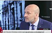 TVP kpi ze słów Marcinkiewicza o Polakach.