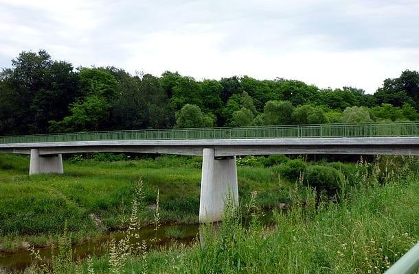 Niemcy zabarykadowali most na granicy z Polską. Wszystko przez złodziei