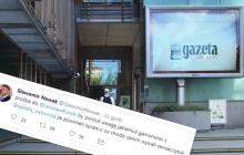 Sławomir Nowak reaguje na tekst o zarzutach korupcyjnych. Nazywa dziennikarza Gazety Wyborczej... gamoniem