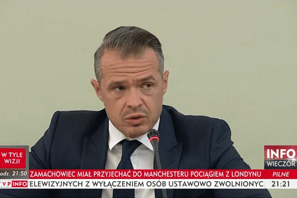 Ukraina: Sławomir Nowak dostał gigantyczną podwyżkę po kilku miesiącach pracy. Zarabia 10 razy więcej