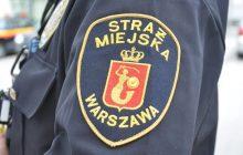 Tajemnicza śmierć w Warszawie. Powiesił się w... radiowozie Straży Miejskiej