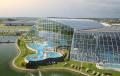 Ten obiekt robi wrażenie! W Polsce powstaje gigantyczny park wodny. Jak wyglądają postępy w budowie Suntago Wodny Świat? [WIDEO]