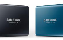 Samsung zaprezentował przenośny dysk SSD T5 – najnowsze rozwiązanie wśród szybkich, niezawodnych pamięci