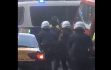 Atak terrorystyczny w Barcelonie: Udało się schwytać 2 zamachowców [WIDEO]
