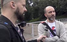 Uczestnik manifestacji zrównuje terroryzm islamski z chrześcijańskim. Merytoryczny nokaut ze strony redaktora Pyta.pl [WIDEO]