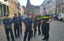 Polscy policjanci pojechali w odwiedziny do swoich holenderskich kolegów. Na miejscu zwiedzili... coffeeshop.