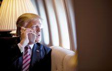 """Prezydent USA zakpił z przywódcy Korei Północnej. Nazwał go """"człowiekiem rakietą"""""""