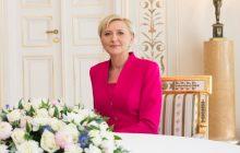 Pierwsza Dama napisała 2 listy do kobiet w Polsce