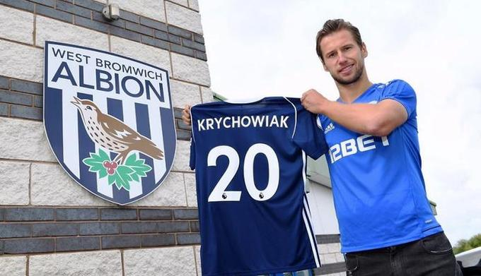 Nowy klub Grzegorza Krychowiaka publikuje jego pierwsze zdjęcia z treningu! Widać, że Anglicy na niego liczą [FOTO]