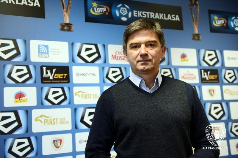 Oficjalnie: Były selekcjoner reprezentacji Polski został szkoleniowcem Piasta Gliwice!