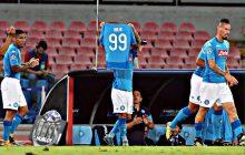 Wspaniały gest Włocha! Napastnik Napoli dedykował Arkadiuszowi Milikowi gola w Lidze Mistrzów [WIDEO]