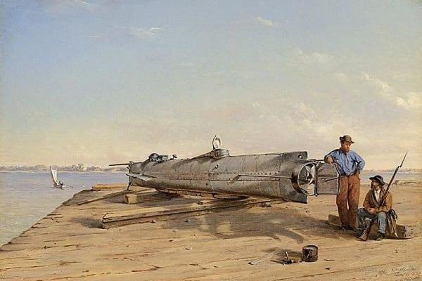 Jedna z największych zagadek amerykańskiej historii rozwiązana. Ten okręt zatopiła... jego własna torpeda!