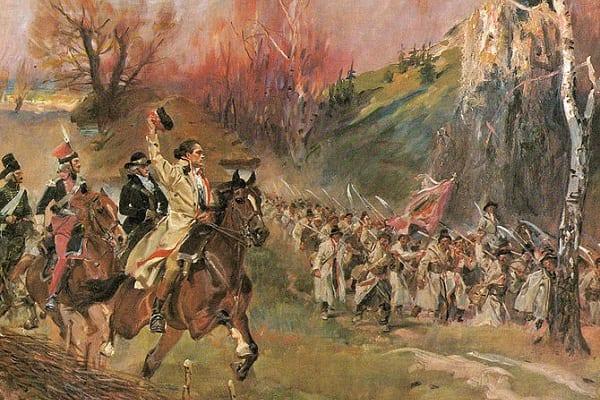 """W Szwajcarii stanie pomnik Tadeusza Kościuszki. Odsłonią go... Białorusini! """"Nasz bohater narodowy"""""""