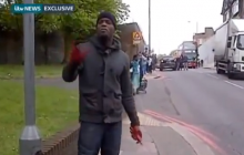 4 lata temu ten islamista zamordował brytyjskiego żołnierza tasakiem na oczach przechodniów. Teraz walczy o gigantyczne odszkodowanie