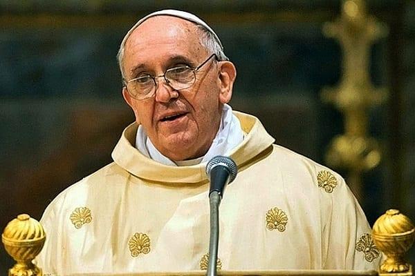 Papież Franciszek zabrał głos w sprawie kary śmierci.