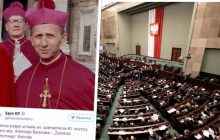 W piątek Sejm przyjął uchwałę ws. upamiętnienia