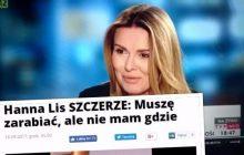 Hanna Lis szczerze opowiedziała