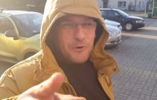 Prowokacja? Popek opublikował film, w którym wulgarnie obraża kibiców gwiżdżących na Khalidova.